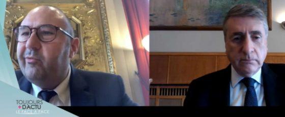 Face à face - Christophe Collignon et Olivier Maingain - 27092021