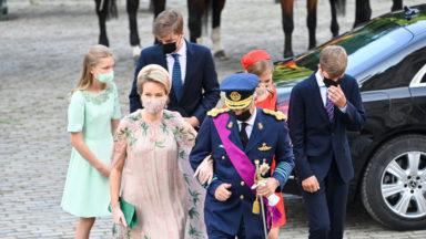 Test négatif pour le couple royal qui peut reprendre ses activités