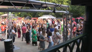 La Fiesta Latina met à nouveau l'ambiance au Bois de la Cambre