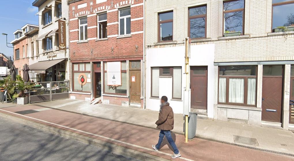 Guichet social Woluwe-Saint-Lambert - Capture Google Street View