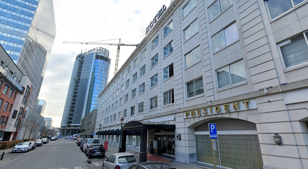 Hotel Familles Samusocial Quartier Nord - Capture Google Street View