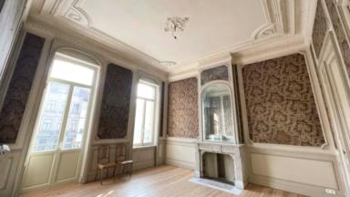 Patrimoine : l'ancien hôtel de maître d'Emile Bockstael définitivement classé