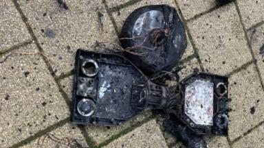 Un hoverboard en charge prend feu à Schaerbeek, les pompiers rappellent les règles de prudence