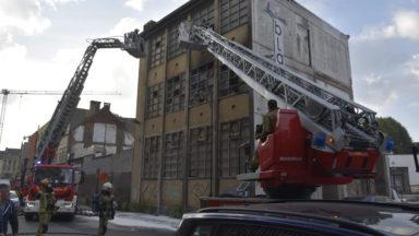 Anderlecht : un incendie se déclare dans un squat