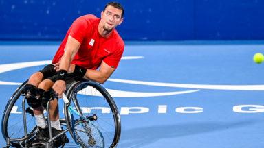 Tennis : Joachim Gérard victime d'un malaise cardiaque