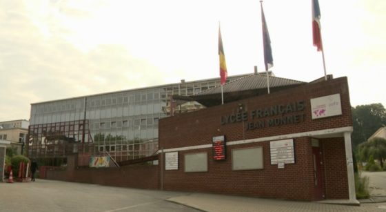 Lycée français Jean Monnet Uccle - Capture BX1