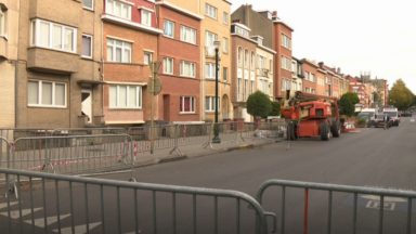 Anderlecht : les habitants de 5 des 7 maisons fissurées peuvent rentrer chez eux