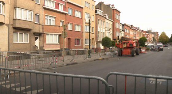 Maison inhabitable Fissures Avenue Gounod Anderlecht - Capture BX1