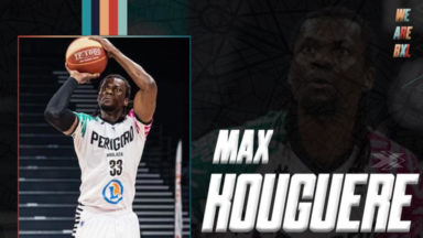 Le Phoenix Brussels recrute Max Kouguere