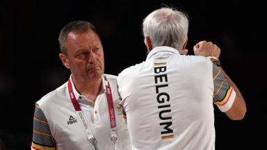Philip Mestdagh n'est plus le coach des Belgian Cats