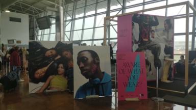 Le musée de la mode d'Anvers dans le terminal de Brussels Airport