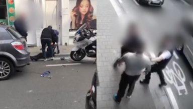 Agression de cinq policiers à Molenbeek : le suspect placé sous surveillance électronique
