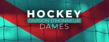 Hockey sur gazon - DH Messieurs