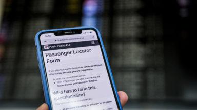 Dès le 1er octobre, le Passenger Locator Form ne sera disponible qu'en version électronique