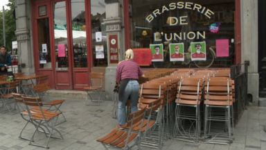 Parvis de Saint-Gilles : les commerces ferment à 16h