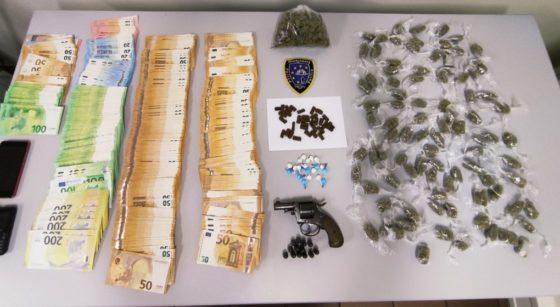 Perquisitions Stupéfiants Police Montgomery - 16092021