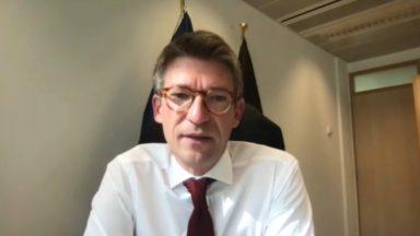 """Pierre-Yves Dermagne veut prolonger le chômage """"corona"""" jusqu'à la fin de l'année"""