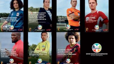 Pro League : une campagne d'affichage pour lutter contre le racisme et les discriminations