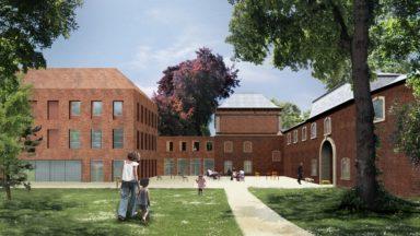 Abbaye de Forest : permis d'urbanisme délivré pour le projet ABŸ