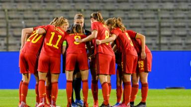 Foot féminin : les Red Flames s'imposent 7-0 face à l'Albanie