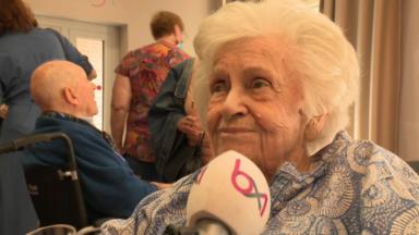 Andrée Geulen, l'institutrice bruxelloise qui a sauvé des milliers d'enfants juifs pendant la guerre, fête ses 100 ans