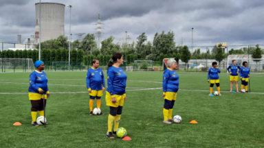 L'Union Saint-Gilloise crée une nouvelle équipe de football… en marchant !