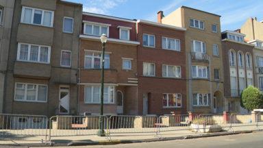Anderlecht : six maisons inhabitables, et 42 personnes évacuées, après l'apparition de grandes fissures