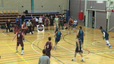 Basket : petite victoire pour un Brussels fatigué