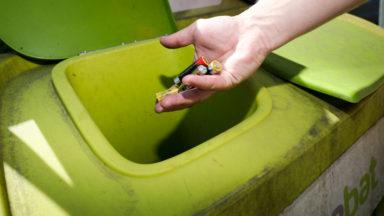 Recyclage : Bebat et Bruxelles Environnement à la recherche de piles et batteries usagées