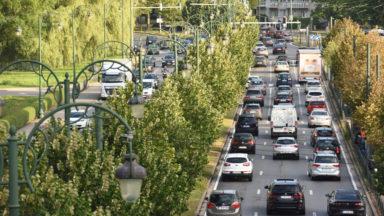 Projet de taxe kilométrique intelligente : le gouvernement bruxellois investit déjà plusieurs millions d'euros