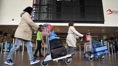 Brussels Airport : la fréquentation en septembre à la moitié du niveau d'avant-crise