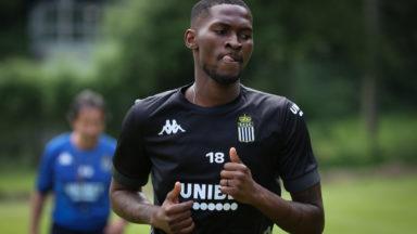 Le RWDM obtient le prêt d'Aboubakar Keita de Charleroi