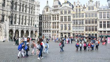 Pas de franche reprise du secteur touristique à Bruxelles avant plusieurs mois