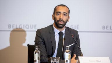 Sammy Mahdi défend les policiers ayant intercepté Junior Masudi Wasso à Bruxelles