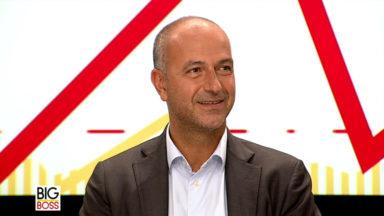 Big Boss reçoit Philippe de Selliers, directeur général de Leonidas