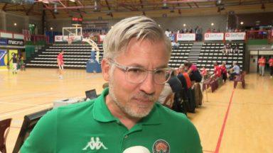 Basket : fin de tournoi difficile pour le Brussels sous l'oeil de Serge Crevecoeur