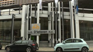 Deux sites menacés de fermeture : le travail au ralenti au garage D'Ieteren d'Ixelles