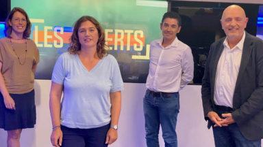 Les Experts reçoivent Georges Dallemagne (cdH) et Zoé Genot (Ecolo)