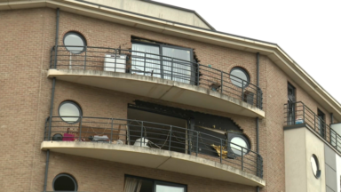 Koekelberg : explosion suite à une fuite de gaz dans un bâtiment avenue du Château