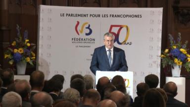 Fédération Wallonie-Bruxelles : 50 ans et désargentée