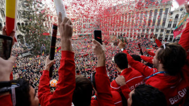 Jeux de Tokyo : les athlètes belges fêtés vendredi sur la Grand Place