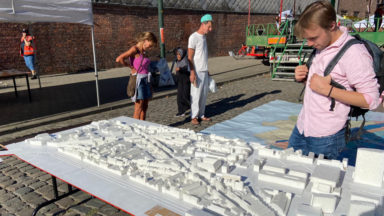 Ville de Bruxelles : quels futurs projets pour le quartier Héliport-Anvers ?
