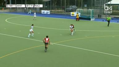 Hockey féminin : le Racing s'impose 0-1 au derby face au White Star