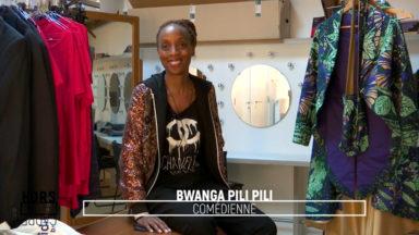 Hors Cadre : la comédienne Bwanga Pili Pili, lauréate du Golden Africa Award d'honneur