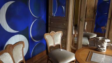 Reculer les murs : le Musée Horta met en avant des papiers-peints surprenants