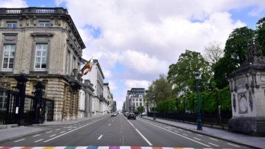 Pour élargir les pistes cyclables, la Rue de la Loi ne comptera plus que deux bandes de circulation