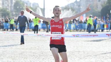 Amaury Paquet remporte les 20 km de Bruxelles en 59 min 31, un (quasi) record