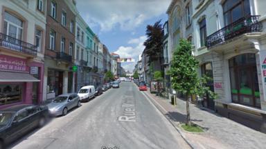 Expulsion et perquisition dans un squat abritant des personnes sans-papiers à Ixelles