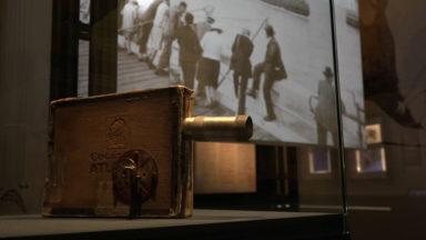 Pionnier du cinéma d'animation, Raoul Servais s'invite au musée BELvue