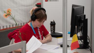 EuroSkills 2021 : la Forestoise Laura Durieux remporte une médaille d'excellence